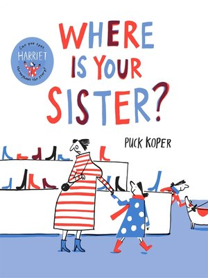 cover image of Where Is Your Sister?