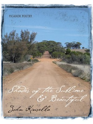 cover image of Shades of the Sublime & Beautiful