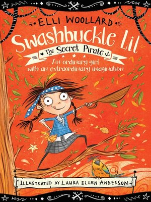 cover image of Swashbuckle Lil