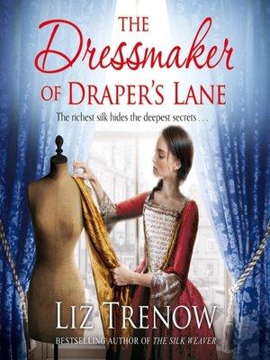 cover image of The Dressmaker of Draper's Lane