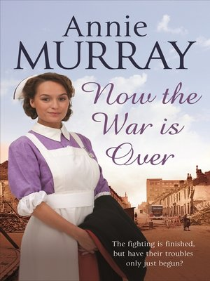 cover image of Now the War Is Over