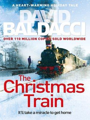 cover image of the christmas train - The Christmas Train
