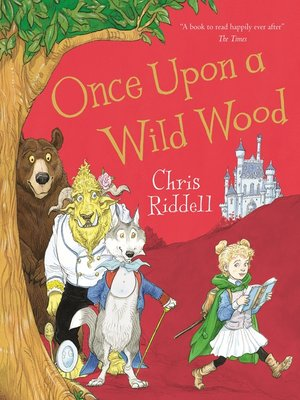 cover image of Once Upon a Wild Wood