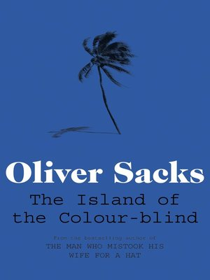 cover image of The Island of the Colour-blind