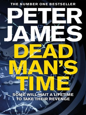 cover image of Dead Man's Time