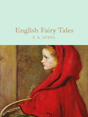 cover image of English Fairy Tales