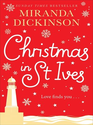 cover image of Christmas in St Ives