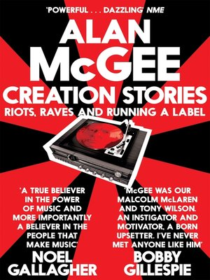 cover image of Creation Stories