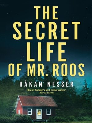 cover image of The Secret Life of Mr Roos