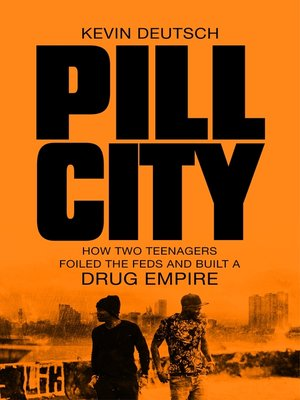 cover image of Pill City