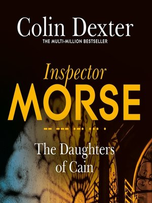 cover image of The Daughters of Cain