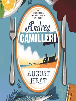 cover image of August Heat