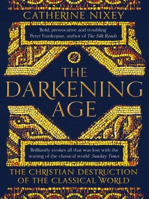 cover image of The Darkening Age