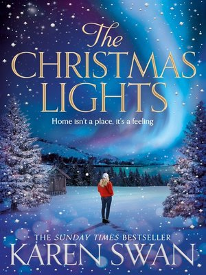 cover image of The Christmas Lights