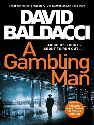 cover image of A Gambling Man