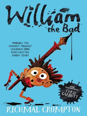 cover image of William the Bad