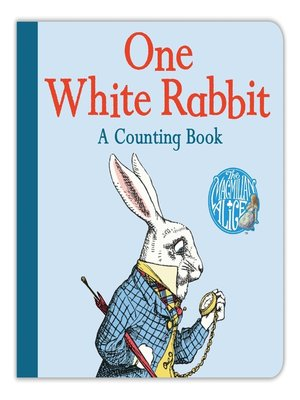 cover image of One White Rabbit