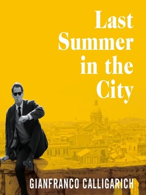 cover image of Last Summer in the City