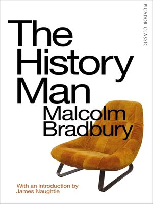 cover image of The History Man