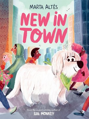 cover image of New In Town