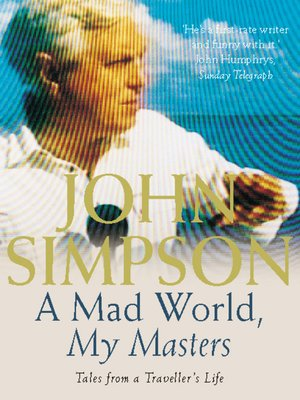 cover image of A Mad World, My Masters