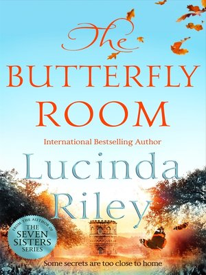 cover image of The Butterfly Room