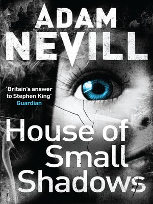 cover image of House of Small Shadows