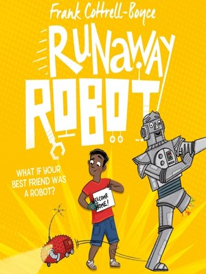 cover image of Runaway Robot