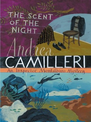 cover image of The Scent of the Night
