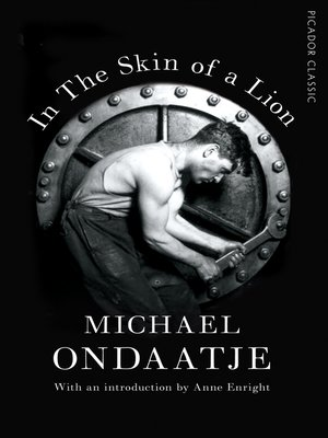 cover image of In the Skin of a Lion