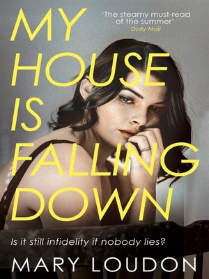 cover image of My House Is Falling Down