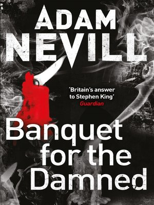 cover image of Banquet for the Damned