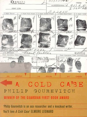 cover image of A Cold Case