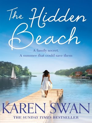 cover image of The Hidden Beach