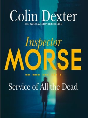 cover image of Service of All the Dead