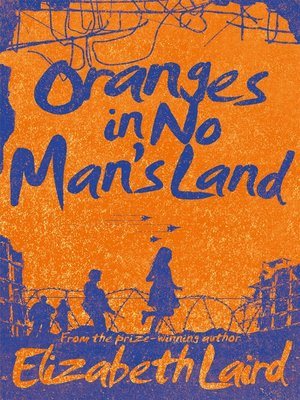 cover image of Oranges in No Man's Land