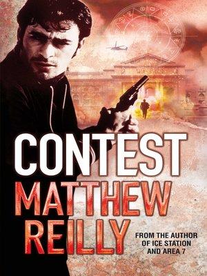 Order of Matthew Reilly Books