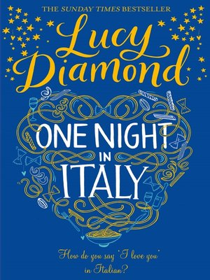 cover image of One Night in Italy