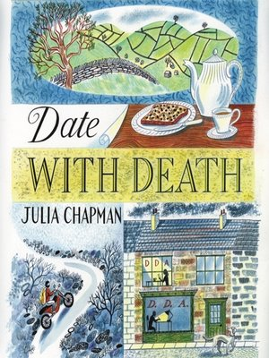 cover image of Date with Death