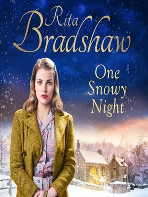 cover image of One Snowy Night