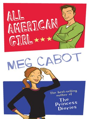 cover image of All American Girl