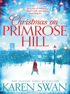 cover image of Christmas on Primrose Hill