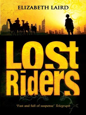 cover image of Lost Riders