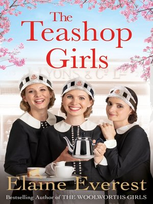 cover image of The Teashop Girls