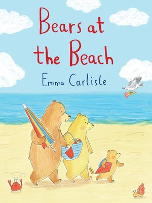 cover image of Bears at the Beach