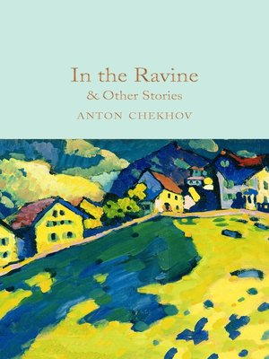 cover image of In the Ravine & Other Stories
