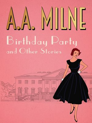 cover image of The Birthday Party