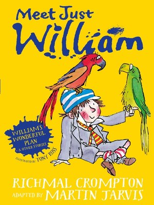 cover image of William's Wonderful Plan and Other Stories