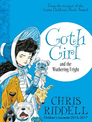 cover image of Goth Girl and the Wuthering Fright