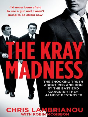 cover image of The Kray Madness